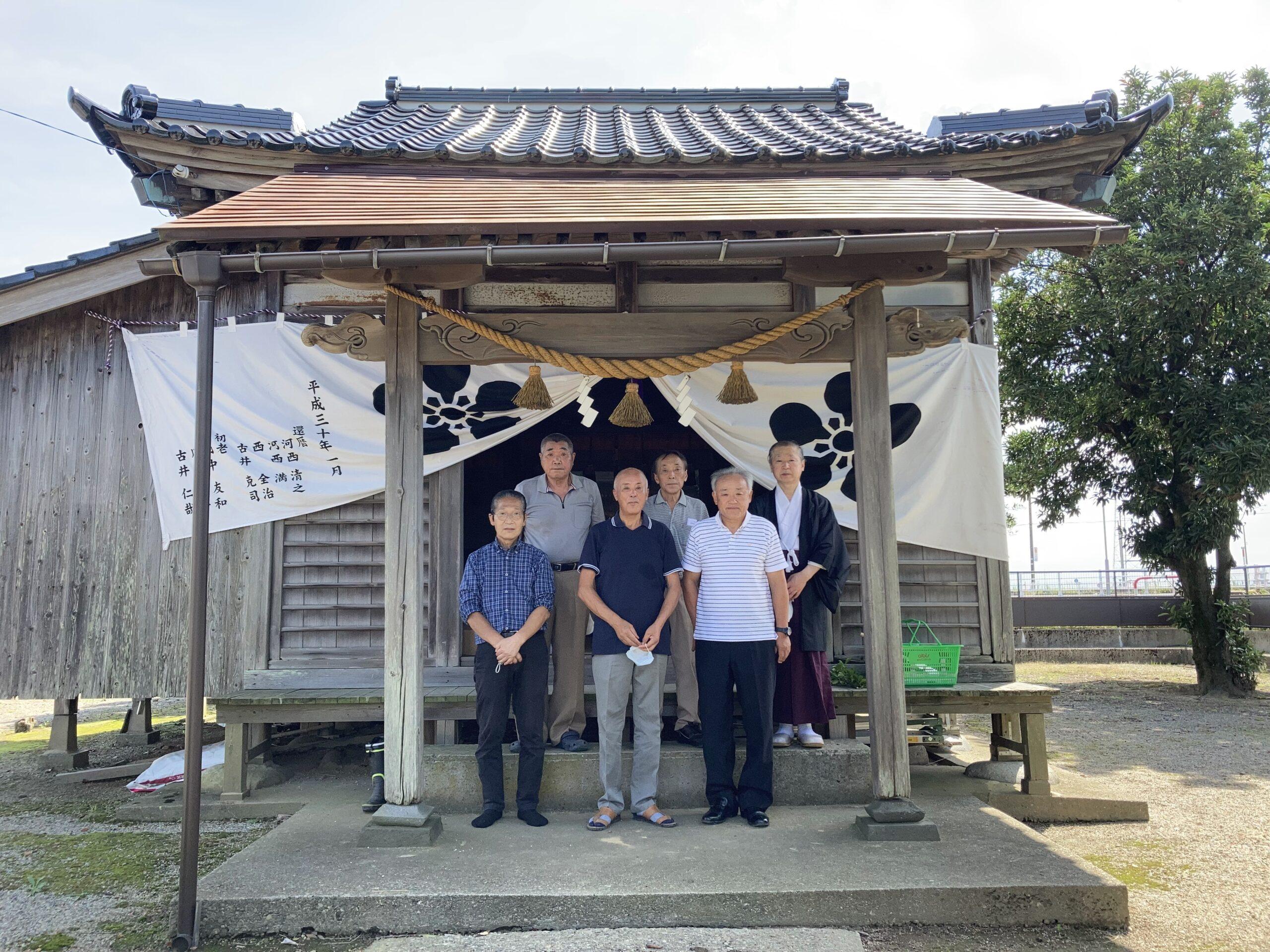 神明社(富山市田尻の氏神神社)06