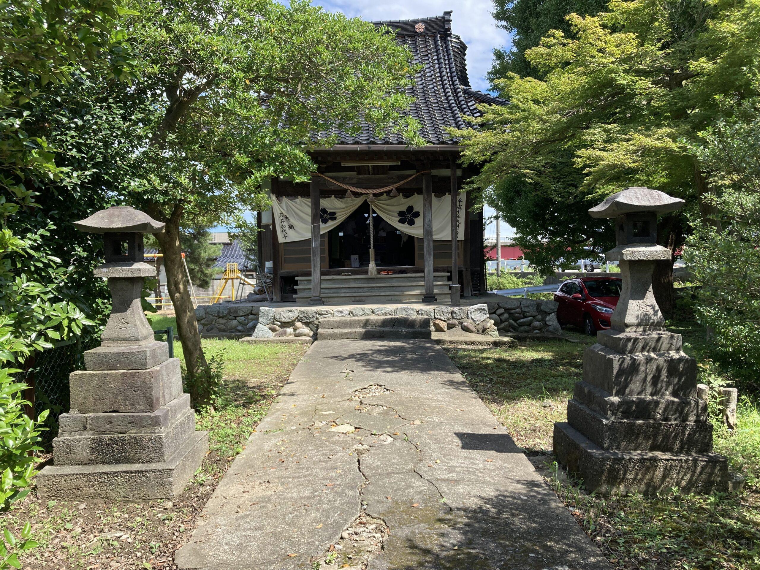 日枝社(富山市駒見・田刈屋新町の氏神神社)03