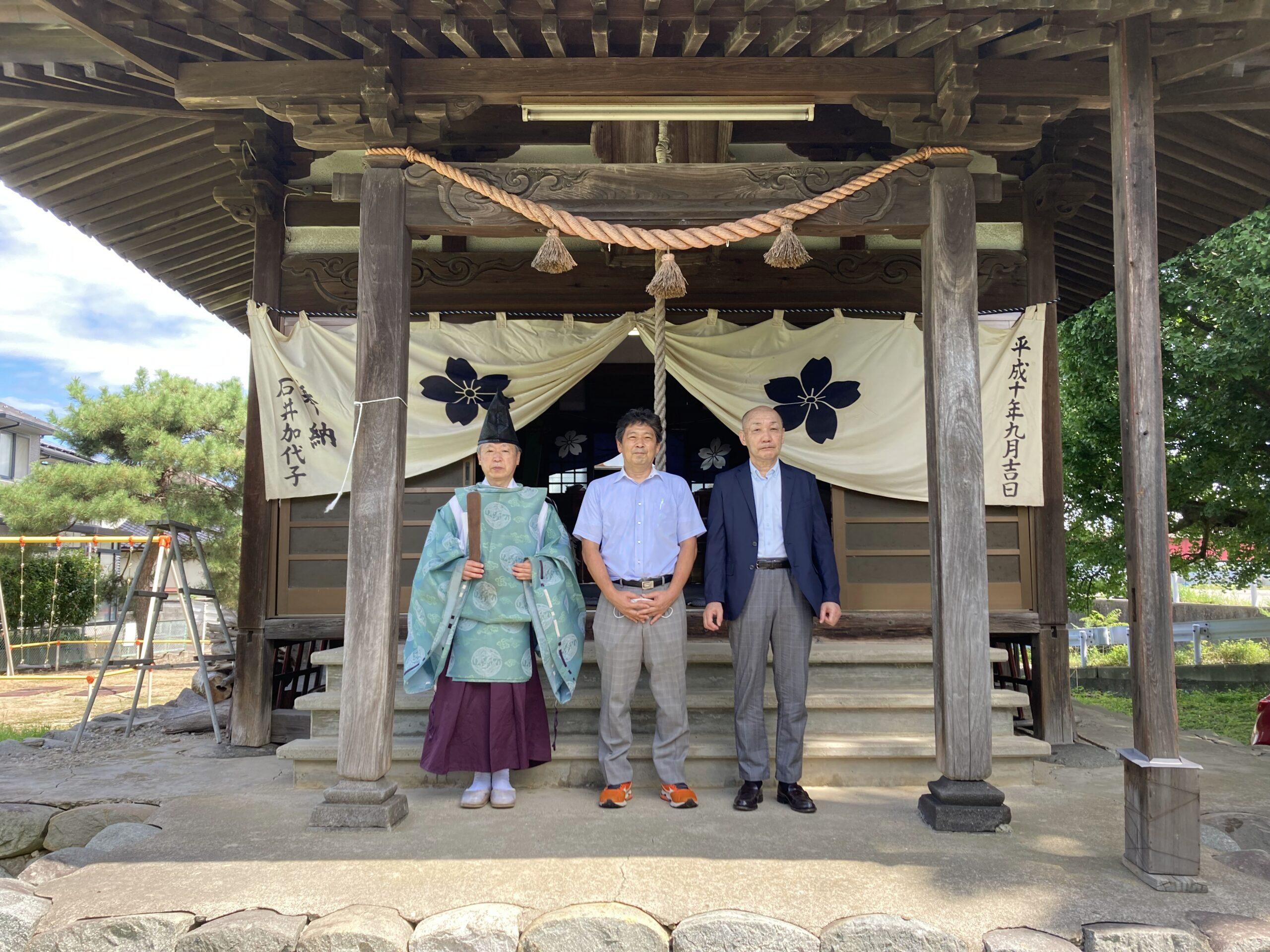 日枝社(富山市駒見・田刈屋新町の氏神神社)05