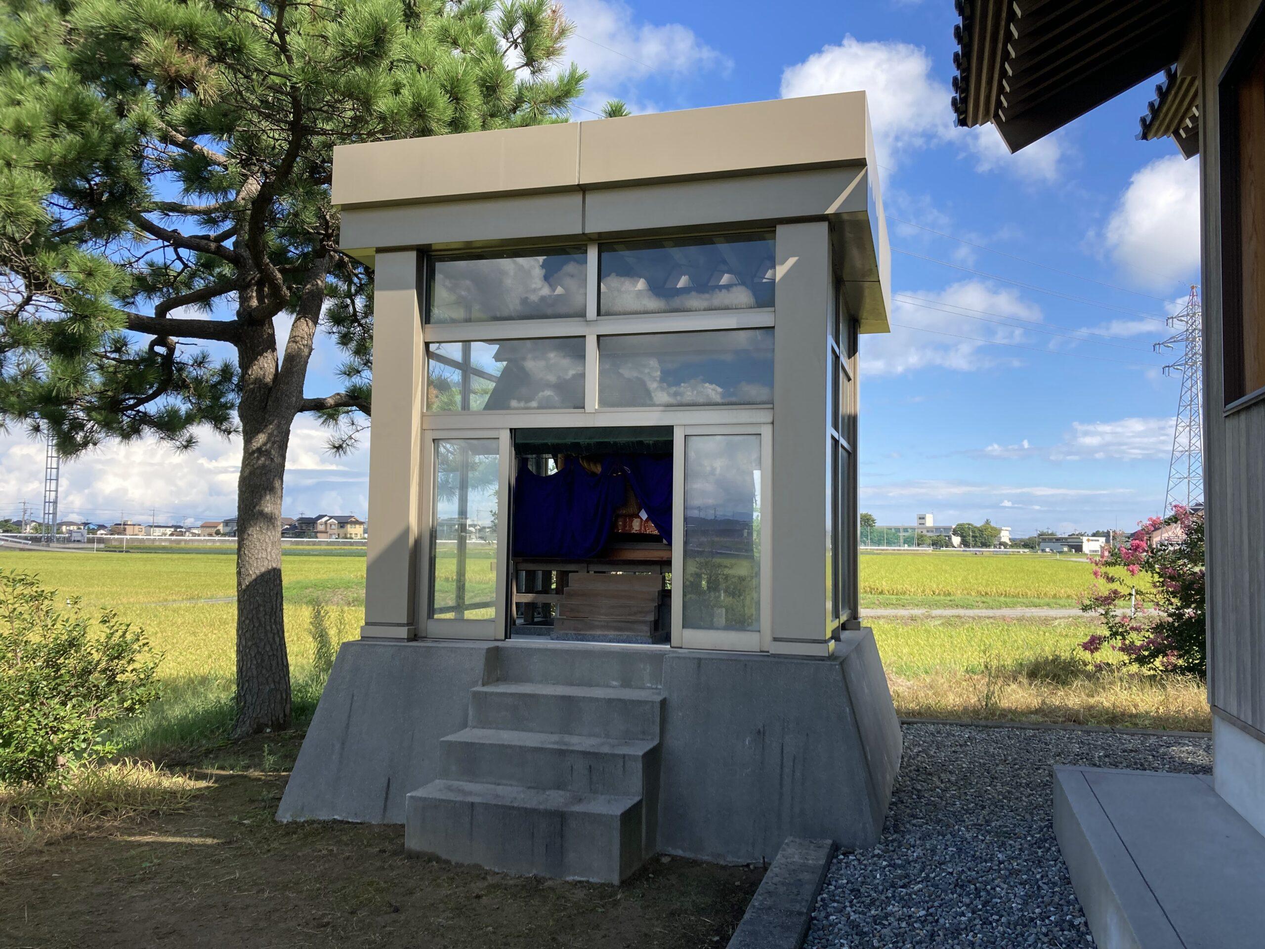 神明社(富山市寺島の氏神神社)05