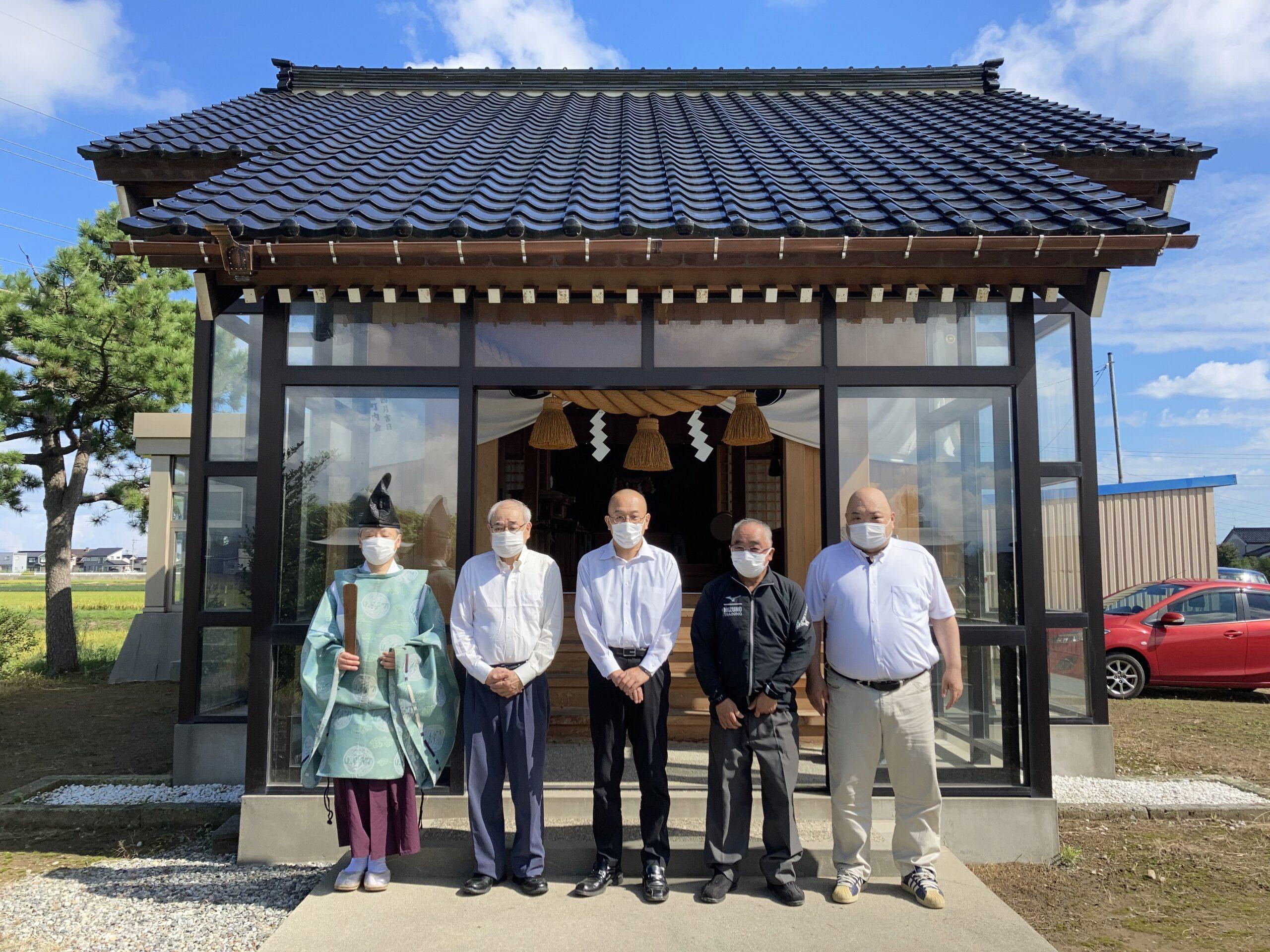 神明社(富山市寺島の氏神神社)06